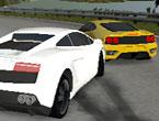 3D Araba Yarışı Oyunu