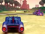 Batman Araba Yarışı Oyunu