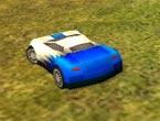 Çölde Araba Sür Oyunu