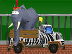 Hayvanat Bahçesi Nakliyesi Oyunu