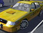 Şehir Taksi Simülasyonu Oyunu