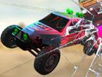 Unity 3D Çöl Yarışları Oyunu